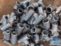 碳钢无缝等径三通